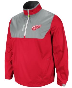 Reebok NHL Jacket Detroit Red Wings Center Ice Jacket