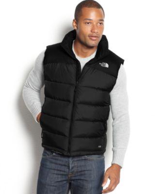 f3b948e6ff black north face puffer vest