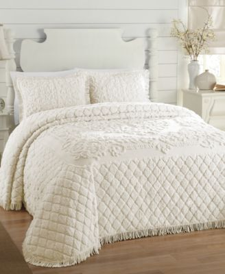Josephine King Chenille Bedspread Quilts Bedspreads Bed