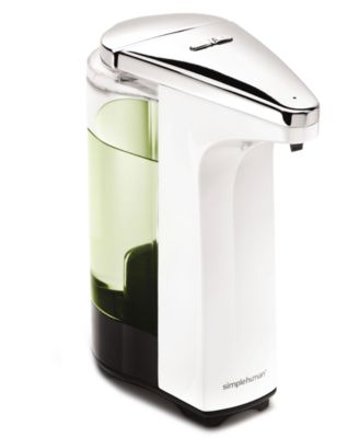 simplehuman ST1018 Compact Soap Dispenser, Sensor Pump