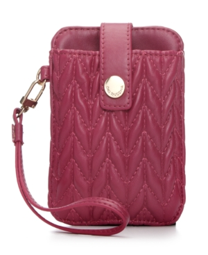 Big Buddha Handbag, Pearl Quilted iPhone Case