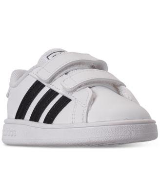 adidas Little Kids' Grand Court Casual
