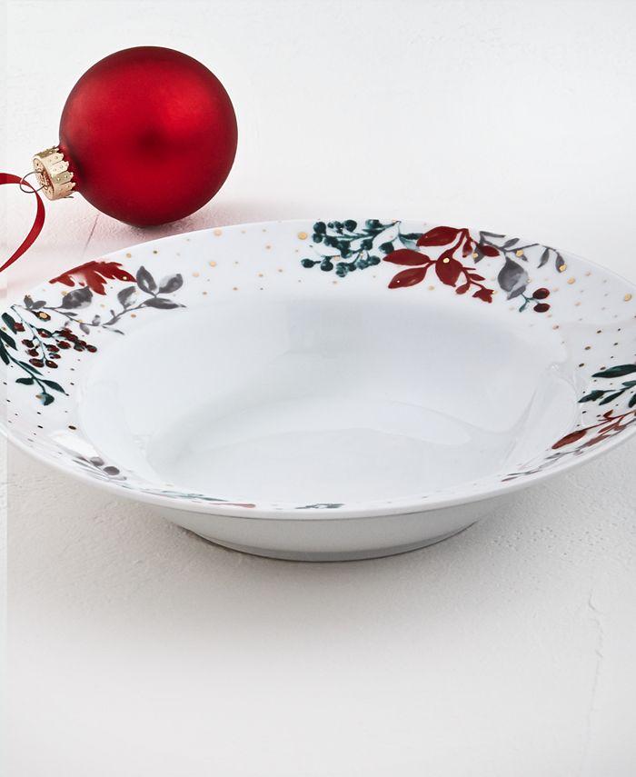 Martha Stewart Collection - Royal Blush Dinner Bowl