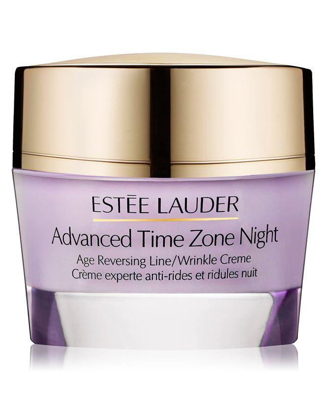 Estee Lauder Advanced Time Zone Night Age Reversing Line/Wrinkle Creme, 1.7 oz.