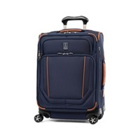 Deals on Travelpro Crew Versapack 22-in Max Softside Carry-On Spinner