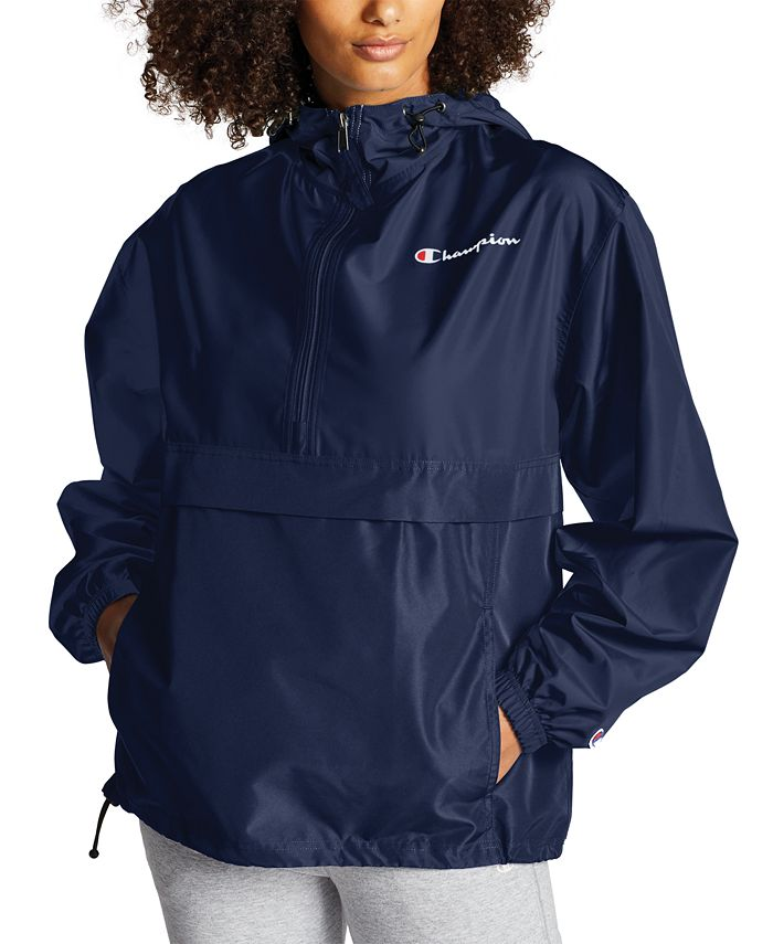 Champion - Packable Hooded Jacket