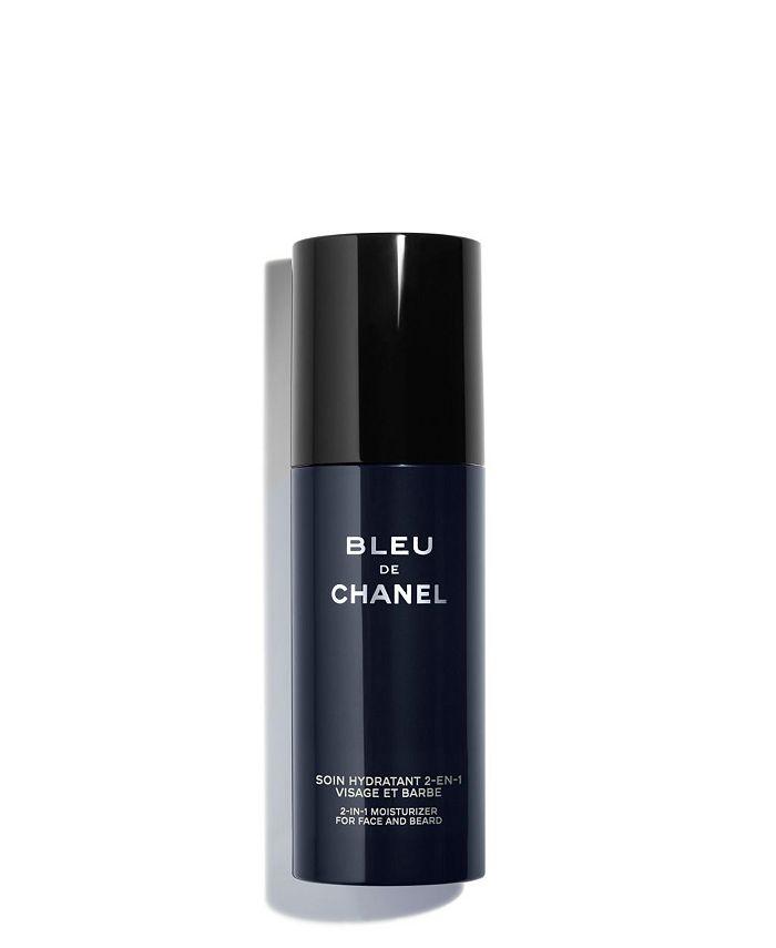 CHANEL - 2-In-1 Moisturizer For Face & Beard, 3.4-oz.