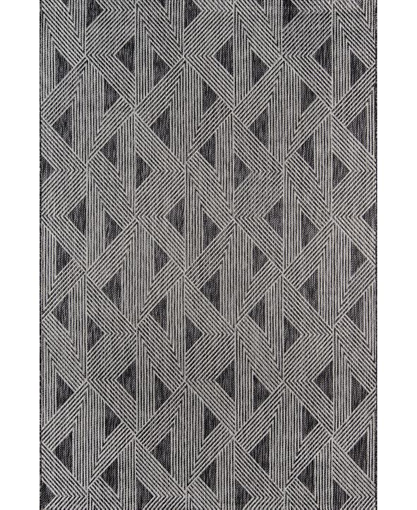 Novogratz Villa Vi-06 Charcoal Area Rug Collection