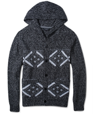 Rocawear Sweater Northern Hale Hooded Sweater