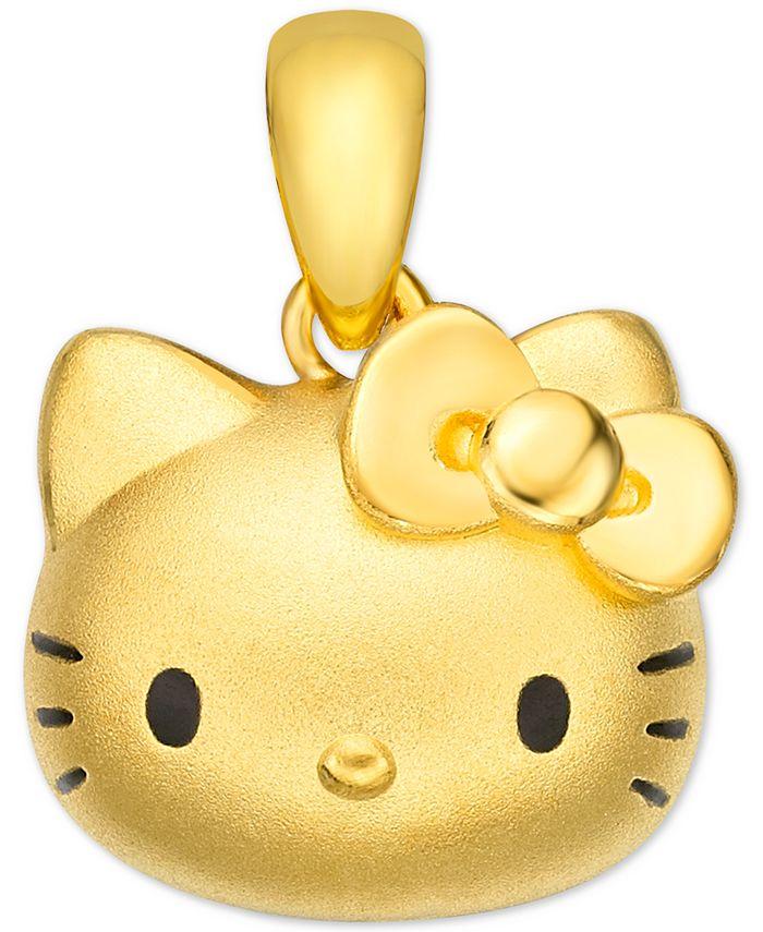Chow Tai Fook - Hello Kitty Pendant in 24k Gold