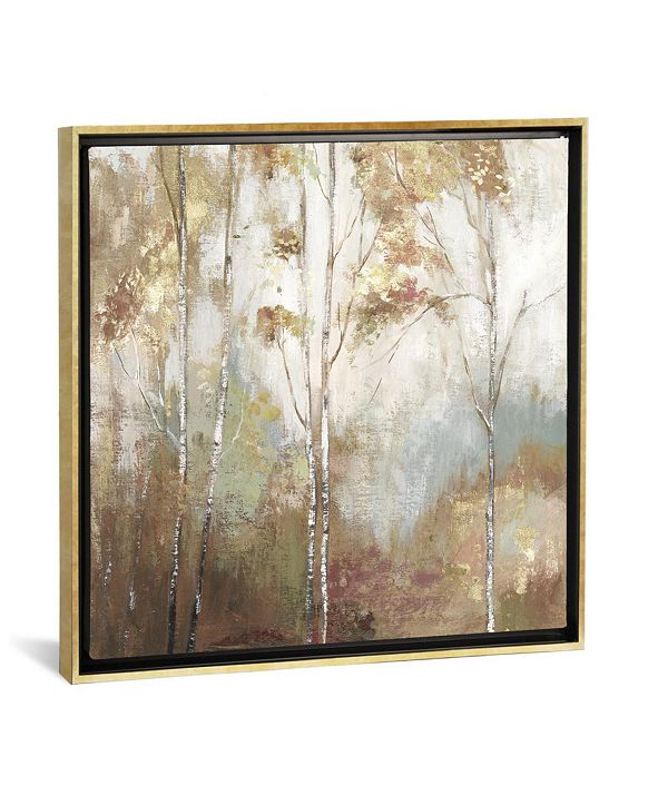 """iCanvas Fine Birch Ii by Allison Pearce Gallery-Wrapped Canvas Print - 26"""" x 26"""" x 0.75"""""""