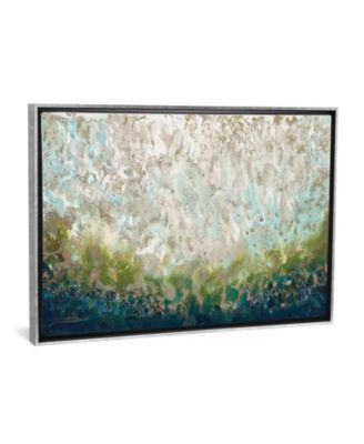 "Liquid Forrest by Blakely Bering Gallery-Wrapped Canvas Print - 26"" x 40"" x 0.75"""