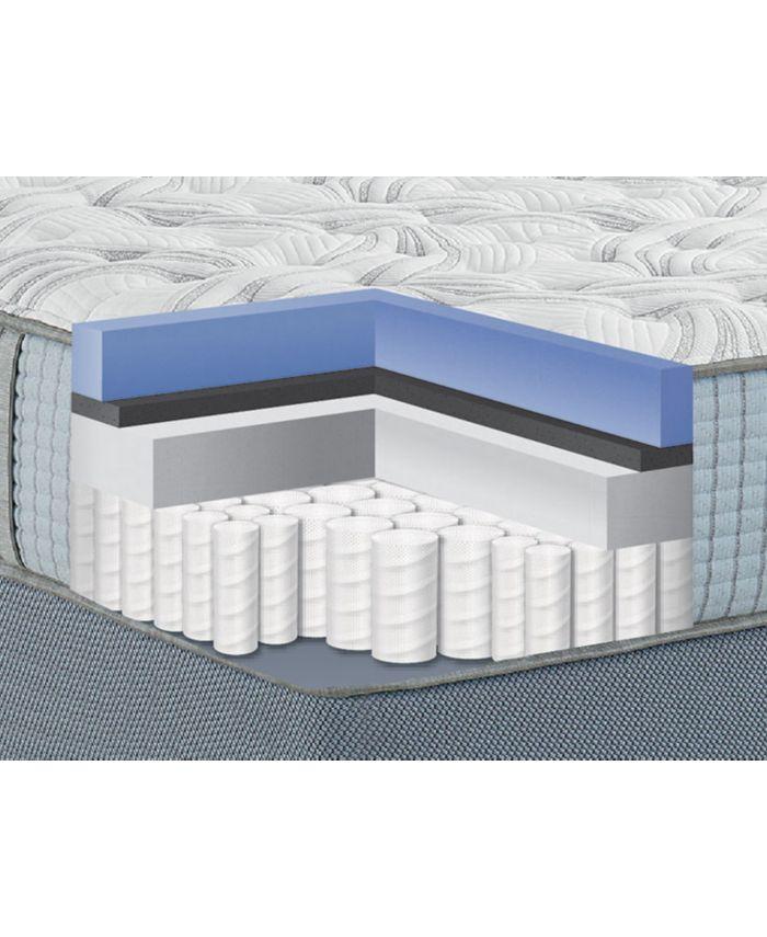 """Scott Living Castlebay 11"""" Firm Mattress- Twin XL, Created for Macy's & Reviews - Mattresses - Macy's"""