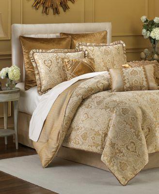 CLOSEOUT Croscill Excelsior California King Comforter Set - Croscill galleria king comforter set