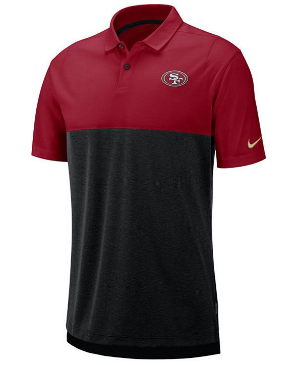 Nike Men's San Francisco 49ers Early Season Polo