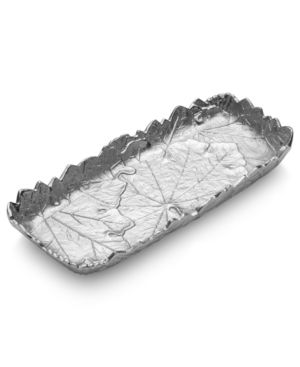 Closeout! Mikasa Serveware, Botanical Flower Rectangular Platter