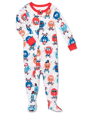 Adult Feeted Pajamas 67