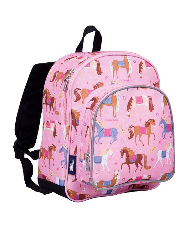 """Wildkin Horses 12"""" Backpack"""