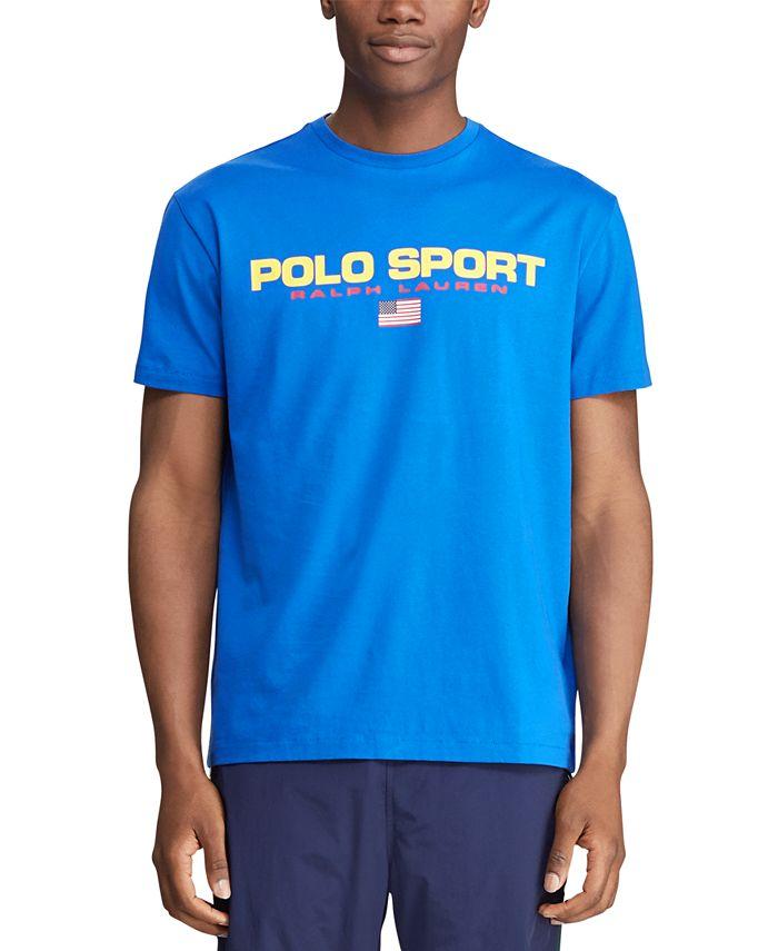 Polo Ralph Lauren Men's Cotton T-Shirt