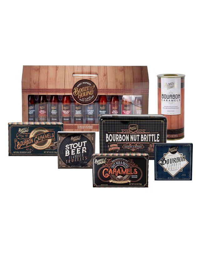 Booze Hound Holiday Gift Sets