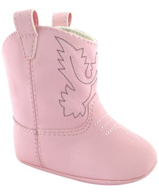 Baby Deer Baby Girl Western Boot with