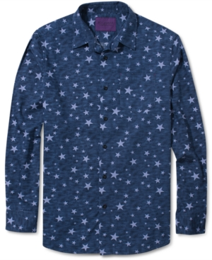Rocawear Long Sleeve Shirt Jimi Hendrix Star Print