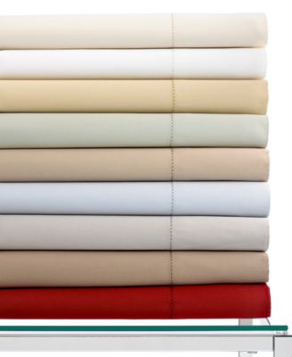 Hotel Collection Pair of 600 Thread Count Standard Pillowcases Bedding