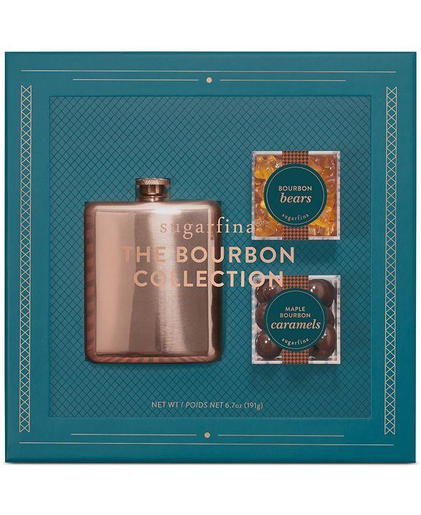 Sugarfina Vice 2.0 Collection Bourbon Flask Gift Set