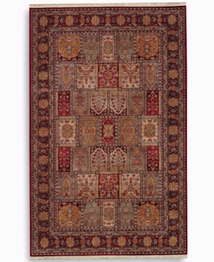 "Karastan Area Rug, Antique Legends Bakhtiyari 4' 3"" x 6'"