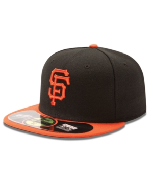 New Era MLB Hat San Francisco Giants On Field 59FIFTY Cap