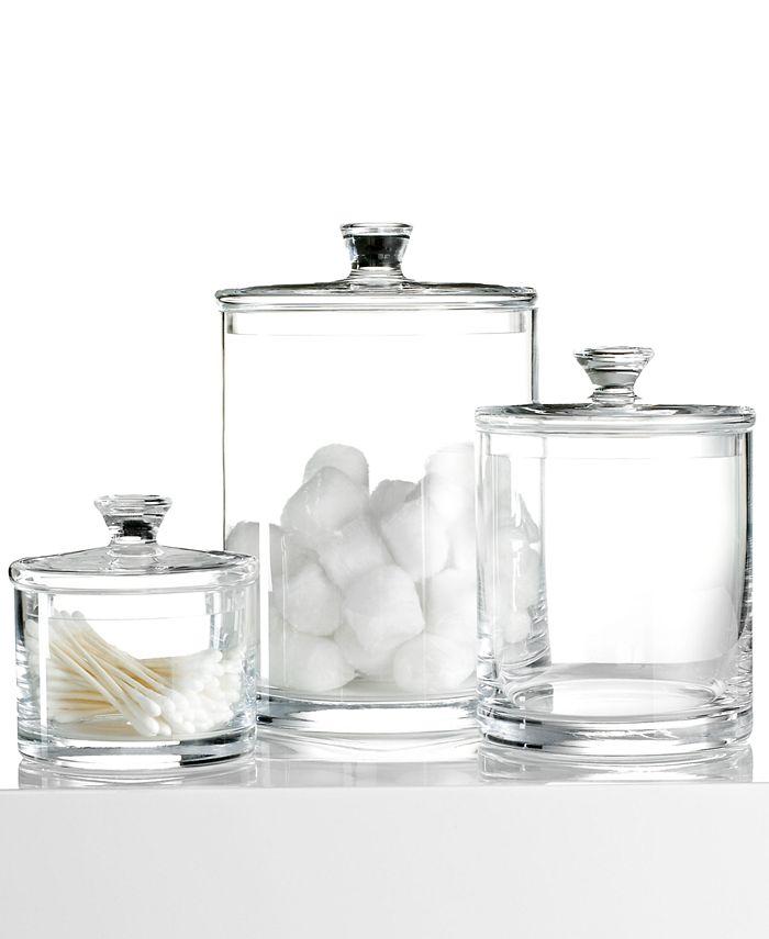 Hotel Collection - Medium Glass Jar