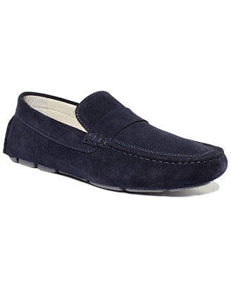 alfani s shoes palmer perforated driver shoes shoes