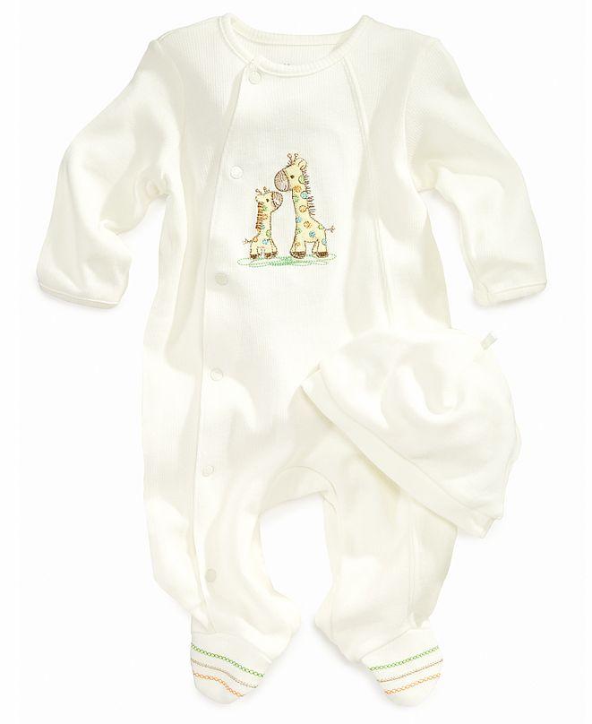 Little Me Baby Boys & Girls Giraffe Sleeper
