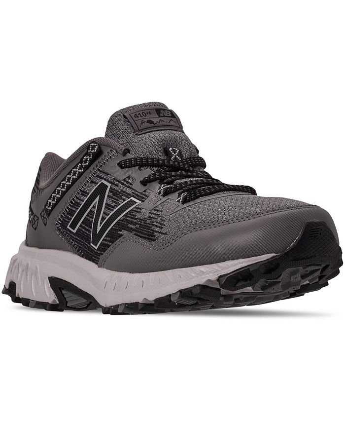 New Balance - Men's 410 V6 Trail Running Sneakers from Finish Line