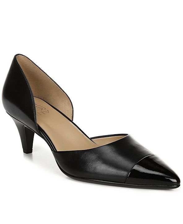 Naturalizer Barb Pumps
