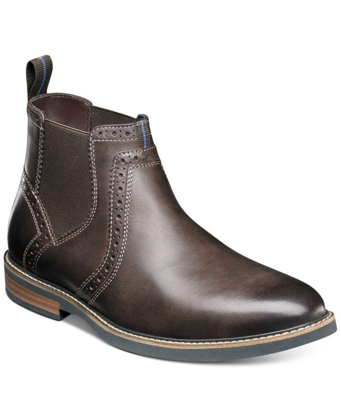 Nunn Bush Men's Otis Chelsea Boots & Reviews - All Men's Shoes - Men - Macy's