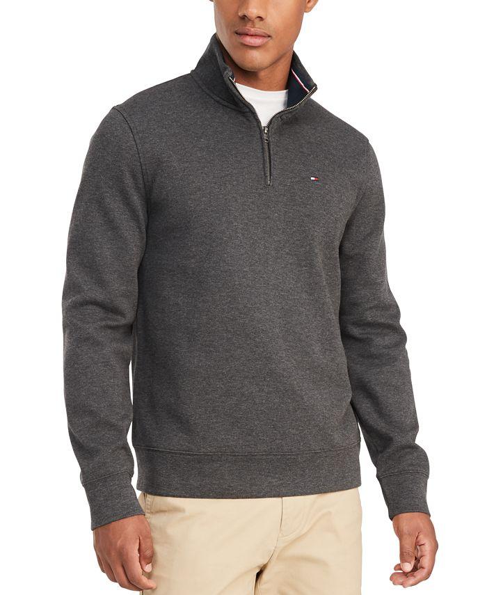 Tommy Hilfiger - Men's Quarter-Zip Sweater