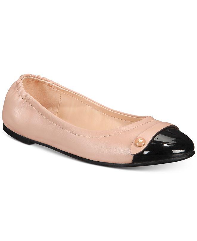 COACH Women's Brandi Ballet Flats