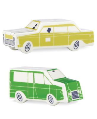 kate spade new york Dinnerware, About Town Taxi Salt and Pepper Shakers