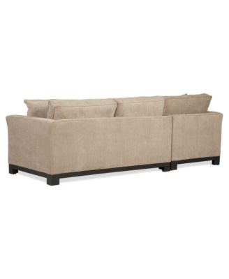 Kenton Fabric Sofa – Refil Sofa