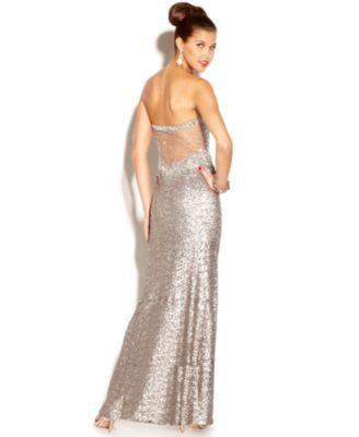 Silver Sequin Dress Junior – fashion dresses