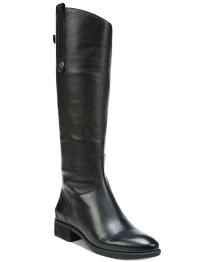 Sam Edelman - Penny 2 Leather Riding Boots