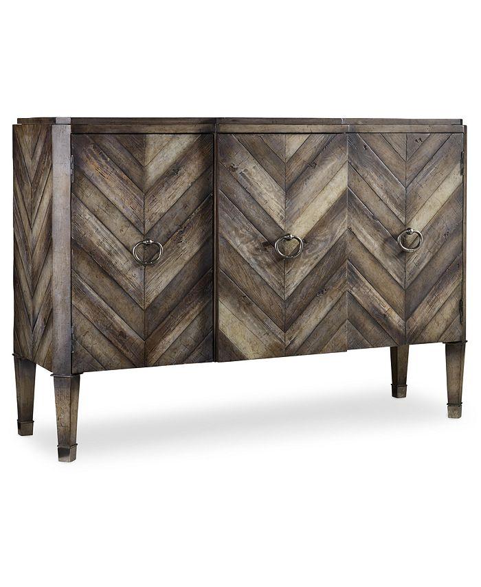 Hooker Furniture - Melange Chevron Console