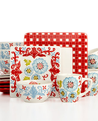 Laurie Gates Dinnerware Dixie Belle Collection