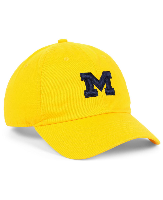 Jordan Michigan Wolverines Core H86 Easy Adjustable Strapback Cap & Reviews - Sports Fan Shop By Lids - Men - Macy's