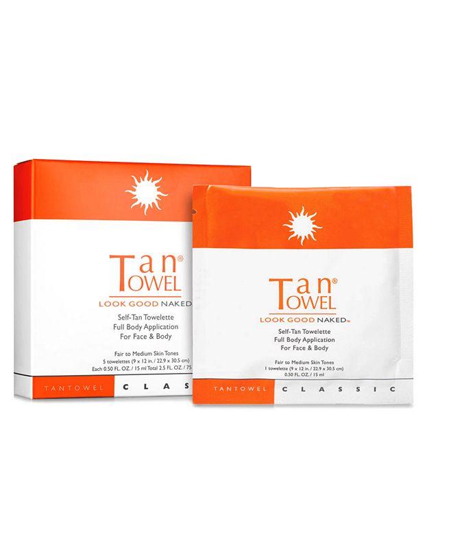 TanTowel Full Body Classic, 5 Pack