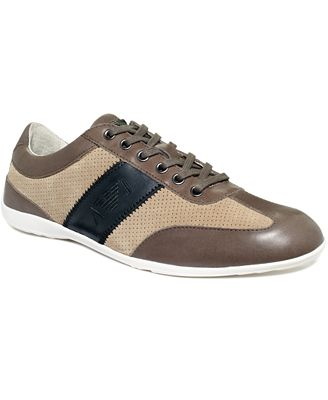 armani dress casual sneakers shoes macy s