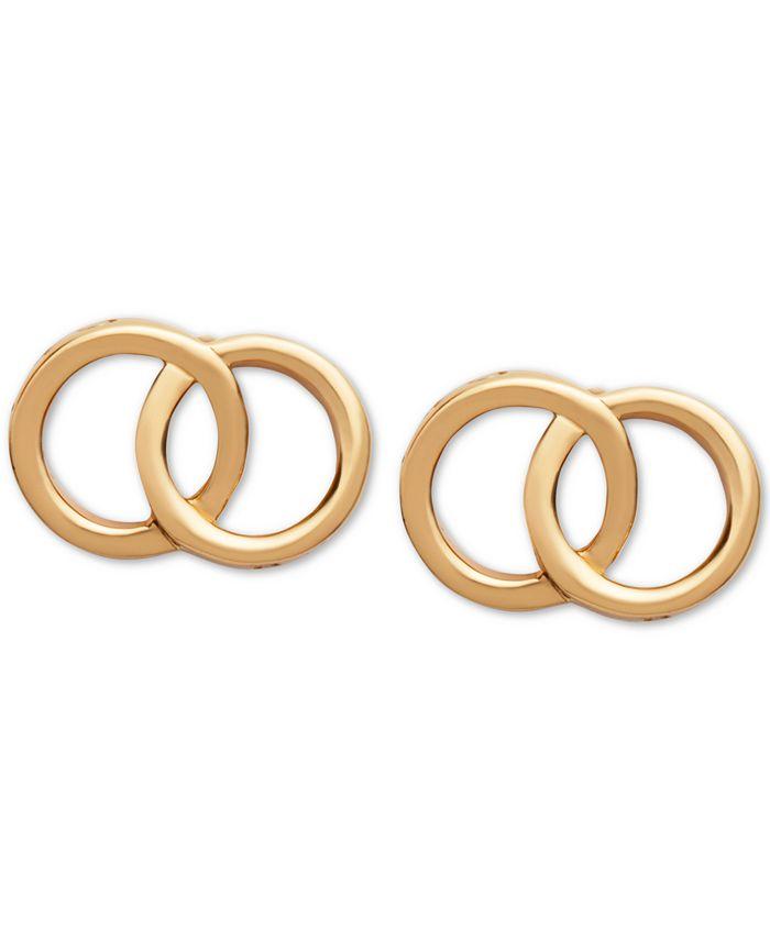 Olivia Burton - Double Ring Stud Earrings
