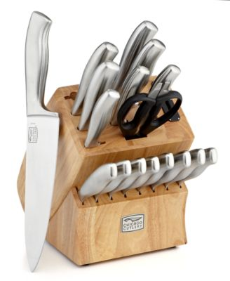 Chicago Cutlery Insignia, 18 Piece Set