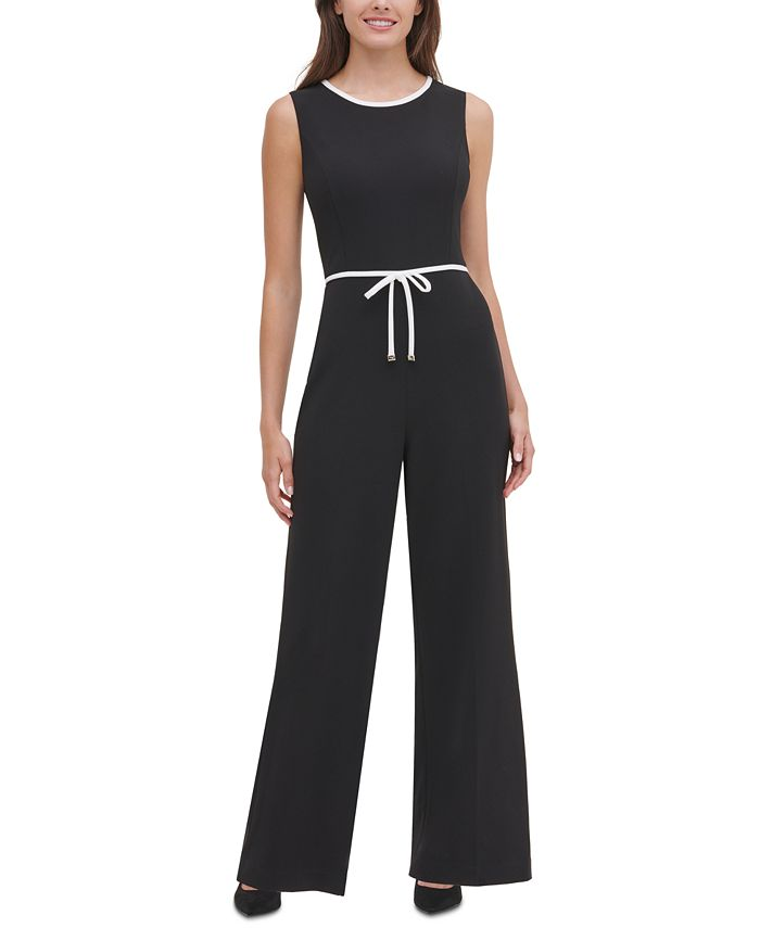 Tommy Hilfiger - Piped Jumpsuit